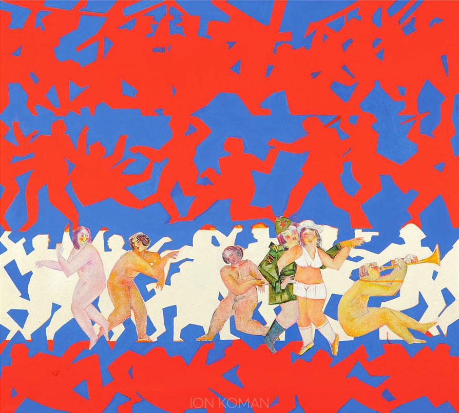 La-soldatessa-dell_armata-rossa-2011-acr-tela-90x100
